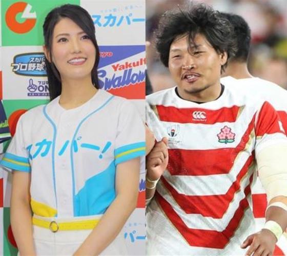 稲垣選手と倉持明日香