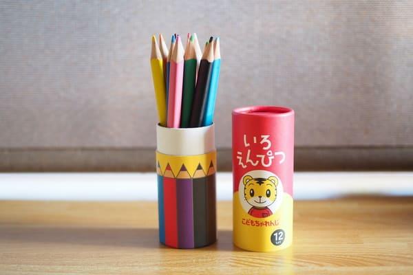 しまじろう色鉛筆