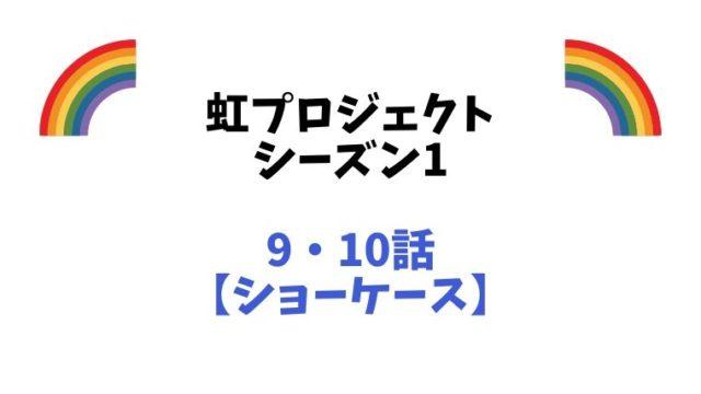 虹プロジェクトのショーケース最終評価のチーム分け(グループ分け)は?結果のネタバレも!TWICEのサナとモモが登場!