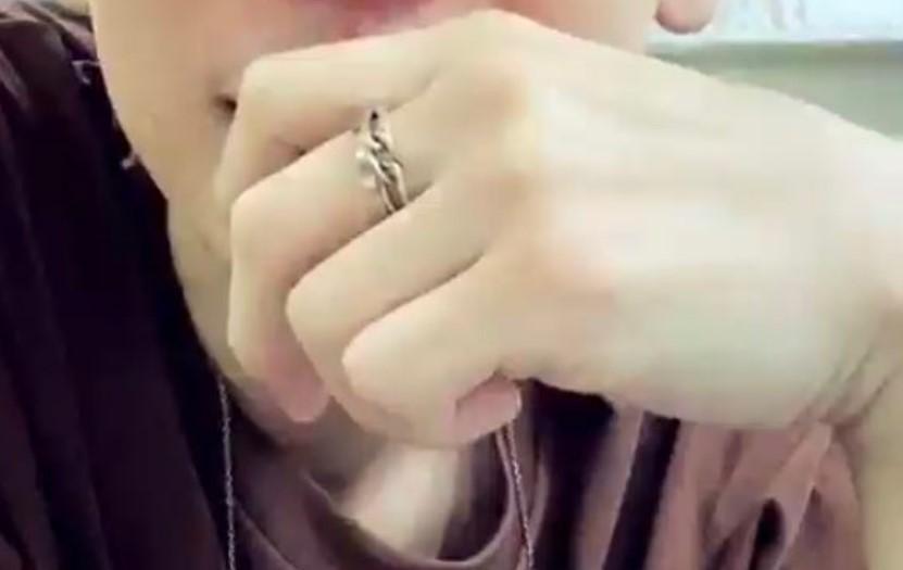 佐藤健の指輪