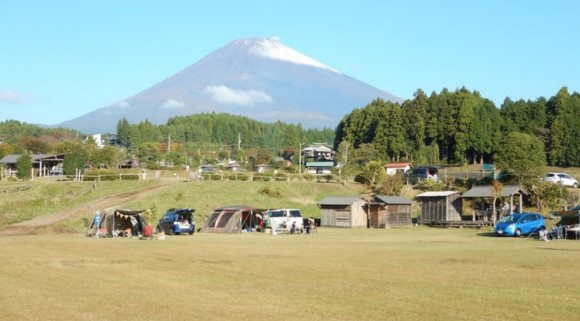 嵐にしやがれ5人旅の静岡ロケ地はキャンプ場はどこ?宿泊した旅館も!